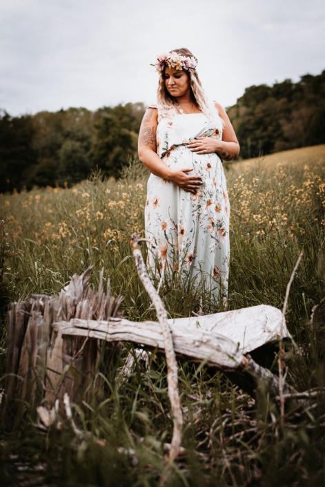 Babybauch-Photography